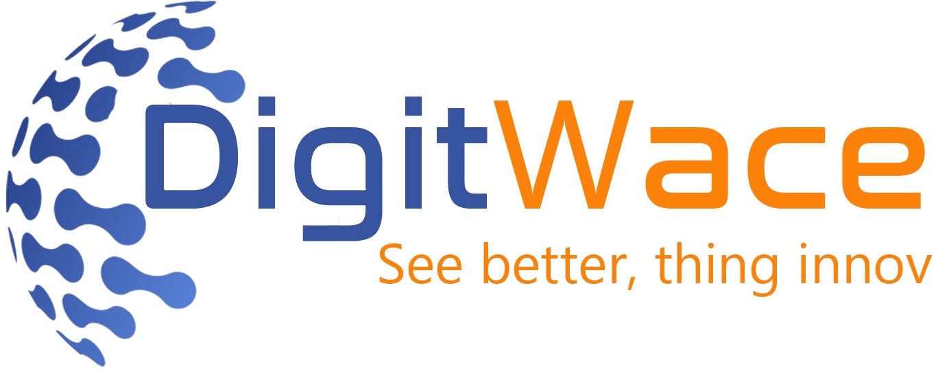 Logo Digit wace