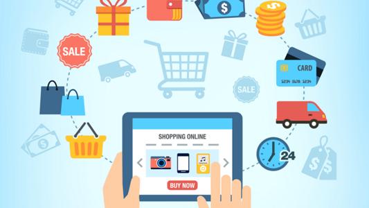 E-commerce, site web professionnel, application de vente en ligne